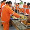 Inauguração do restaurante do Consórcio MGT, em Itajaí/SC