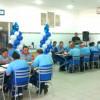 Inauguração do restaurante da empresa Assef Maluf, em Sumaré